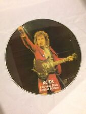AC/DC Interview Disc Limited Edition