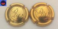 2 Capsules de Champagne DECOTES-LEMAIRE-VASSOGNE n°1 et 2 !!!!!