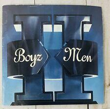 BOYZ II MEN - II (1994, CD with booklet)