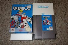 Paperboy 1 (Nintendo Entertainment System NES, 1988) Complete NEAR MINT