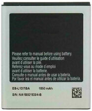 New Battery EB-L1D7IBA for Samsung Galaxy S2 i9210 T989 Rugby Pro i547 LTE i547C
