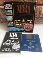 Commodore Amiga - Last Ninja 2 by The Hit Squad