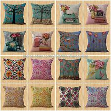 cute decorative pillows lot of 15 wholesale retro bohemian floral cushion covers