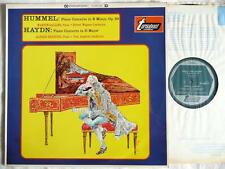 BRENDEL PLAYS HAYDN & HUMMEL PIANO CONCERTOs TURNABOUT 34073