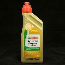 CASTROL Syntrax LONGLIFE 75w-90 1 LITRI OLIO API, gl-5, BMW 83229407768