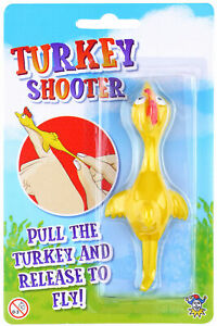 Flick A Chicken - Toy Loot/Party Bag Fillers Christmas Stocking Santa Turkey