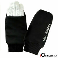 Winter Gloves Pull Up Mitts Fur Fleece Men Cold Weather Mitten Fits Hunting Golf