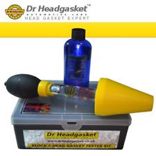 COMBUSTION LEAK BLOCK HEAD GASKET TESTER KIT PETROL DIESEL  FX-53BOX 100ml  3b