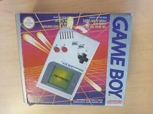 BOITE console Game Boy Gameboy FAT SANS CALe voir photo