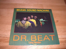 "Miami Sound Machine-Dr Beat .12"""