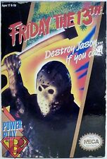 "JASON VOORHEES Friday the 13th 7"" inch 8-Bit NES Video Game Figure Neca 2015"