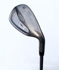 TaylorMade RAC OS #9 Iron Golf Club Steel Stiff Flex Steel 90 Ultralite Oversize