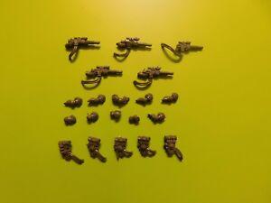 Imperial Guard Militarum Tempestus Scion Hot-Shot Lasgun and Back Pack Bits