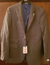Chester by Chester Barrie Prince of Wales Check Tailored Jacket Size 44R RRP 225