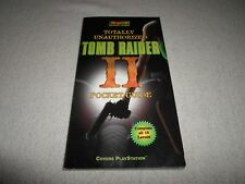 Totally Unauthorized Pocket Guide *Tomb Raider II Brady Games Cheat Walk Through