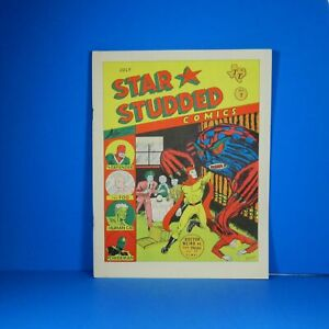 Star Studded Comics #7 by Texas Trio. FN 6.0 George R. R. Martin short story