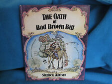 The OaTH of BaD BrOwN BiLL ~ Stephen Axelsen. Hb  An absolute HooT!   in MELB