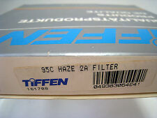 Tiffen 95mm (Coarse Thread) UV Haze 2A Round Glass Filter 95C Filters #95CHZE2A