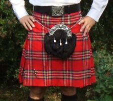 Falda celta escocesa Royal Stewart // Scottish Kilt