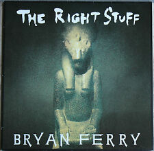 """BRYAN FERRY """"THE RIGHT STUFF""""   MAXI 45 TOURS"""