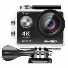 Original AKASO EK7000 Ultra HD 4K WIFI Sports Action Camera Waterproof DV 12MP