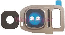Lente Cámara G Cubierta Camera Lens Original Glass Samsung Galaxy S7 Duos