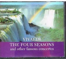 VIVALDI - FOUR SEASONS & OTHER FAMOUS CONCERTOS – 2 CDs (1999) IL GARDELLINO ETC
