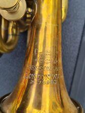 Feine Kleine Trompete Besson & Co.Nice  little trumpet, Trompette, Vintage!