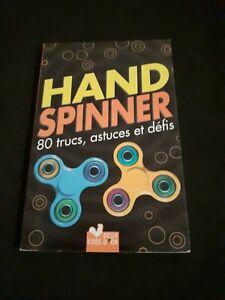 Hand spinner : 80 trucs astuces et défis ! - Deux coqs d'or