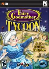 Fairy Godmother Tycoon PC Games Windows 10 8 7 XP Computer business sim fantasy