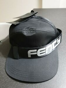 PUMA X FENTY RHIANNA BLACK CAP BRAND NEW