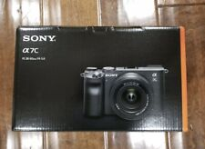BRAND NEW Sony Alpha a7C Mirrorless Digital Camera, Body Silver