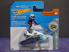 HOT WHEELS 2017 SNOW RIDE, HW SNOW STORMERS  3/5. Short Card.