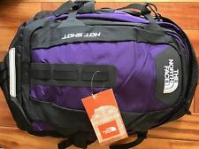 New With Tags The North Face Hot Shot Backpack Laptop Approved Purple