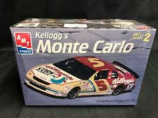 New in Sealed Box ~ AMT Kellogg's Monte Carlo Model ~ 1:25 ~ Kit #8187