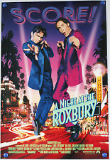 A NIGHT AT THE ROXBURY US ONE SHEET FILM POSTER