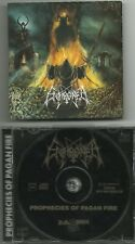 ENTHRONED (Bel) : PROPHECIES OF PAGAN...CD 1995 EVIL OMEN RECORDS ORG 1st PRESS