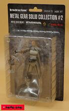 """Metal Gear Solid Collection #2 - The Boss-mgs 3 versión - 7"""" personaje-Medicom"""