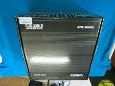 SUNDOWN AUDIO SFB-3000D AMPLIFIER