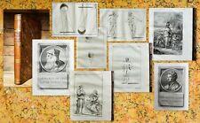 1827 Spanish illustrated edition Leonardo da Vinci Leon Battista Alberti