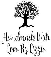 Sello de goma Láser Personalizados-hecho a mano por: árbol