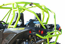 CANAM  MAVERICK  XDS RACEPACE BACKBONES ~MANTA GREEN  **2 Seat Models ONLY