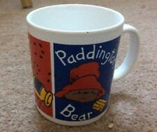 PADDINGTON BEAR CERAMIC MUG / CUP STAFFORDSHIRE CERAMIC MUG