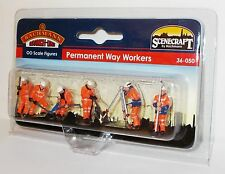 Bachmann 36-050 Permanent Way Workers OO 76th Scale