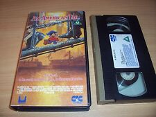 An American Tail (VHS/SUR)
