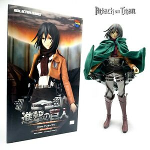 Attack on Titan Mikasa Ackerman Real Action Hero RAH 1/6 scale Figure Medicom