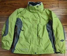 Columbia Interchange 3-IN-1 Waterproof Winter Ski Snow Jacket WOMEN LARGE Puffer