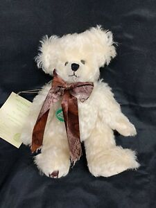 "Hermann Limited Edition Blonde Mohair My Little Teddy Bear 94/500 Germany 9"""