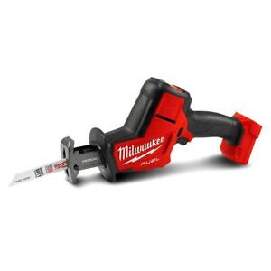 Milwaukee 18V Li-ion Cordless Fuel Hackzall Reciprocating Saw - Skin Only