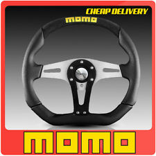 Momo Trek 350mm Steering Wheel  CHEAP DELIVERY WORLDWIDE!! (Race,Rally,Tuning)
